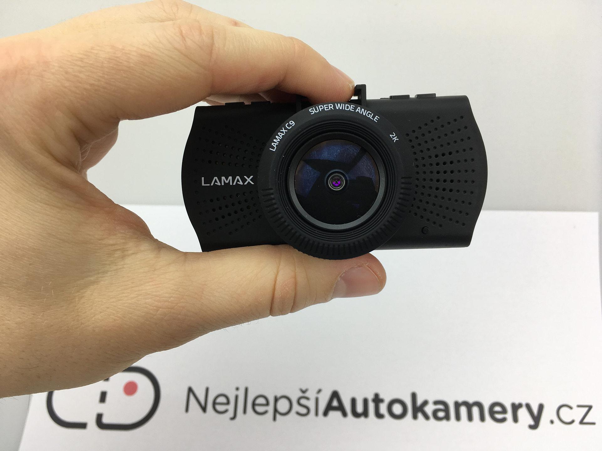 Recenze LAMAX C9 - fotka 5