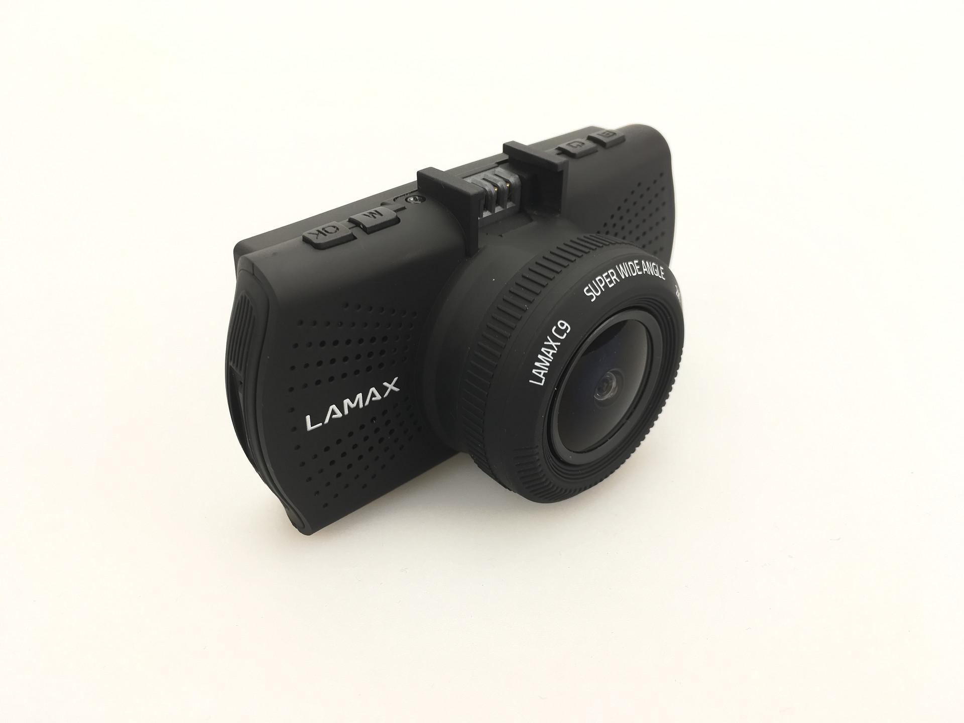 Recenze LAMAX C9 - fotka 7